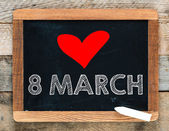 8 march Background — Stock Photo