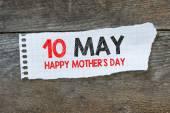 Gelukkige moederdag — Stockfoto