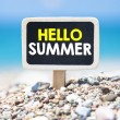 Hello Summer time — Stock Photo #72233281