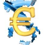 Italy map — Stock Photo #78429448
