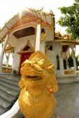 City Pillar  at Ubon Ratchathani — Stock Photo