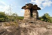 Thailand Stonehenge Sao Chaleang ubonratchathani provinsen, Thail — Stockfoto