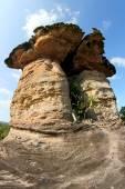 Thailand Stonehenge Sao Chaleang ubonratchathani Province, Thail — Foto de Stock