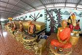 Wat lan kuad, Srisaket,  Thailand — Stock Photo