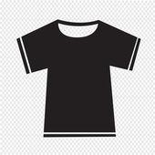Tshirt Icon vector illustartion — Stockvektor