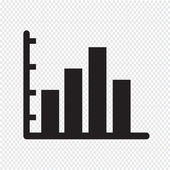 Business Infographic icon — Stock Vector