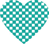 Heart shape vector design , Happy Valentine's day — Stock Vector