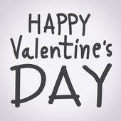 Šťastný Valentýn karty, valentine, láska — Stock vektor