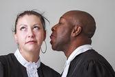 Lawyer lick — Stockfoto