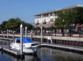 Palafox Pier — Стоковое фото