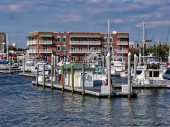 Palafox Pier — Stock Photo