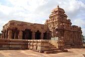 Sangameshwara Temple — Stockfoto