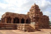 Sangameshwara Temple — Stock Photo