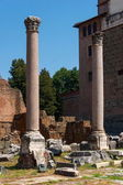 Basilica Aemilia on the Forum Romanum — Stockfoto