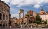 Temple of Apollo Sosianus — Stock Photo