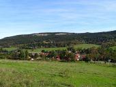 Thüringen landskap — Stockfoto