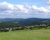 Thüringen landschap — Stockfoto
