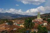 Trinidad and the Valley de los Ingenios — Stock Photo