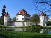 Blutenburg Castle — Stock Photo