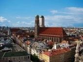 The Frauenkirche — Stock Photo