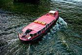 Barge Traffic — Stock Photo