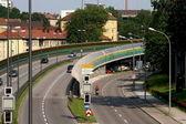 Mittlerer Ring Expressway — Stock Photo