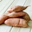 Sweet potatoes. — Stock Photo #52215999