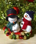 Christmas decorations. — Stock Photo