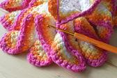 Crochet. — Stock Photo
