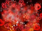 Abstract heart Background Texture  — Stockfoto