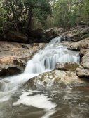 Mae Sa Waterfall in Thailand — Stock Photo