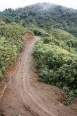 Road Through The Burma Mountains — Stock Photo