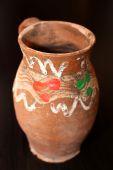 Ceramic vase — Stock Photo