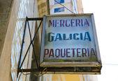 Merceria Galicia — Stock Photo