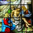 Jesus carried to His Tomb — Stock Photo #53207089