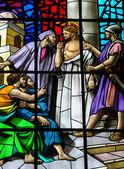 Jesus am karfreitag — Stockfoto