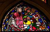 Jesus in the Temple — Stock Photo