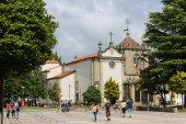 Coimbras chapel in Braga, Portugal — Stock Photo