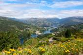 Peneda Geres national park in Norte region, Portugal — Stock Photo