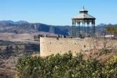 El Tajo canyon, Ronda, Andalusia, Spain — Foto de Stock