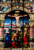 The Crucifixion, Stockholm — Stock Photo