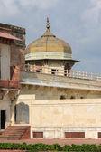 Agra Fort in Agra, Uttar Pradesh, India — Stock Photo