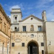 Church of Saint John the Evangelist in the center of Lecce, Pugl — Stock Photo #70478561