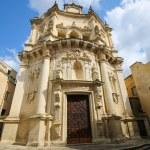Church of Saint Matthew in Lecce, Puglia, Italy — Stock Photo #70478795
