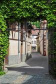 Obernai, Alsace, France — Stock Photo