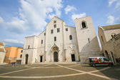 大巴里,普利亚,意大利的圣尼古拉斯教堂 — 图库照片