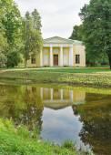 Concert Hall in Catherine park. Tsarskoe Selo — Stock Photo