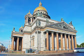 Saint Isaac's Cathedral in St. Petersburg. Russia — Stockfoto