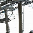 Ski lift — Stock Photo #58342361