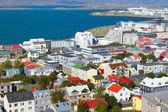 Reykjavik, the capital city of Iceland  — Stock Photo